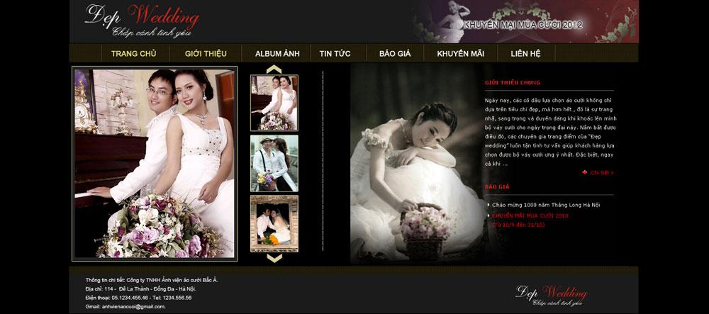 Áo cưới 1